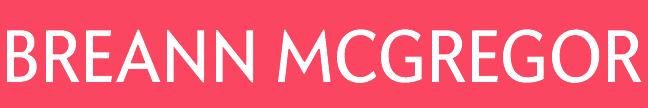 Breann McGregor
